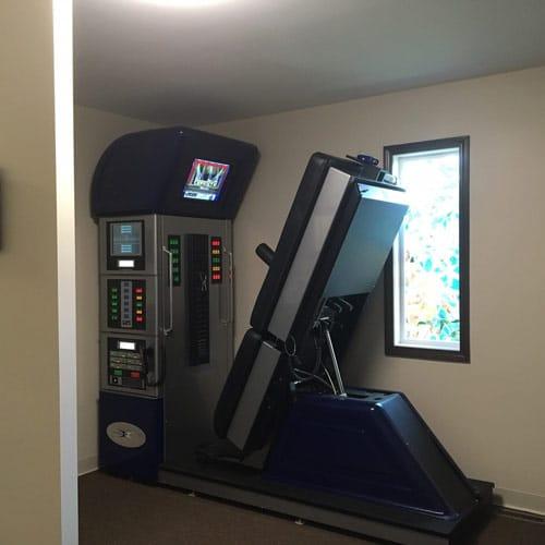 Chiropractic Niagara Falls NY Clinic Room